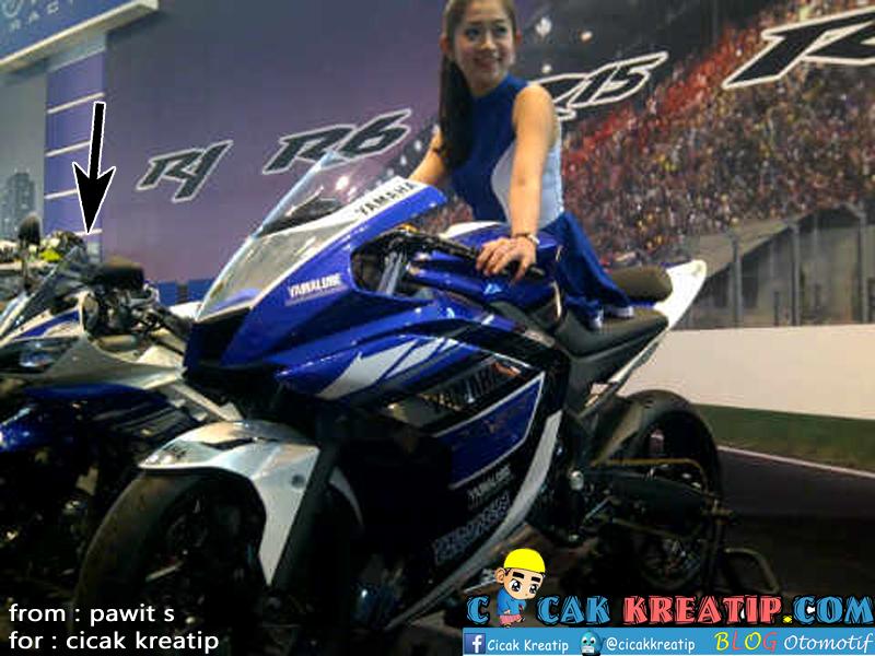 Variasi Warna Motor Yamaha  tahun ini