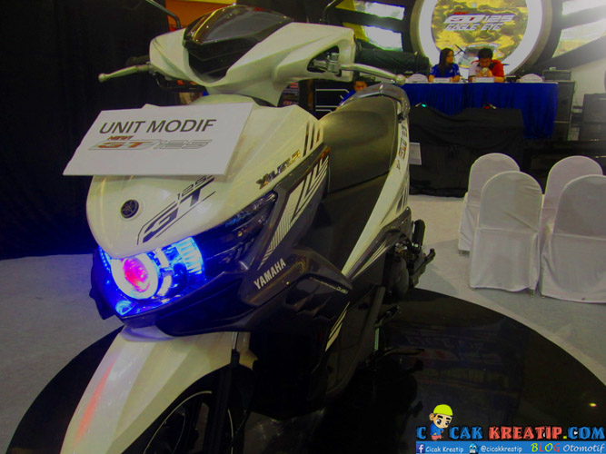 referensi modifikasi yamaha mio eagle eye