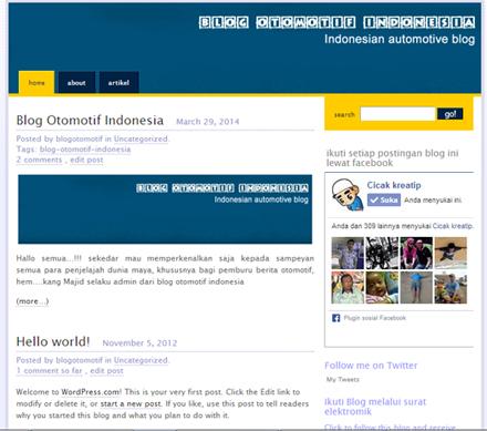 blog otomotif indonesia