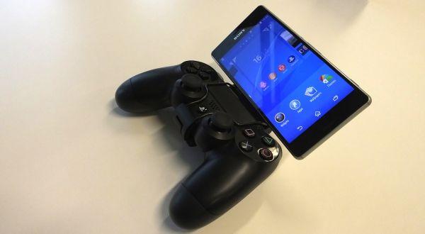 Sony Xperia Z3 dan Z3 Compact Bisa dibuat main Game PS4