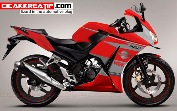 cbr 150r merah putih modi-1f