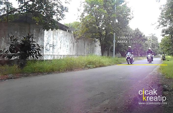 adu nmax sama cb150r watermark
