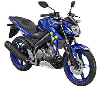 New V-Ixion Advance livery Movistar Yamaha MotoGP