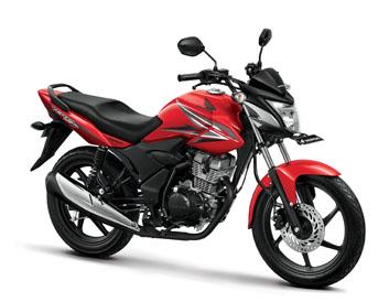 Honda verza 150 CW - Sporty Red