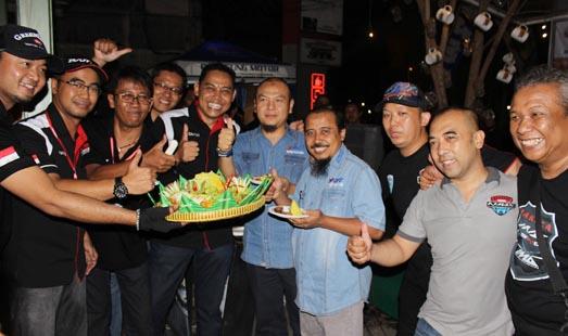 Deklarasi Resmi Surakarta Max Owner. Turut Hadir Management PT Yamaha Indonesia Motor Manufacturing (2)