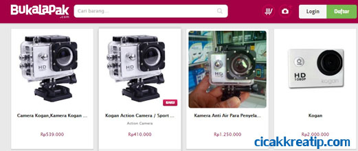kopgan action cam