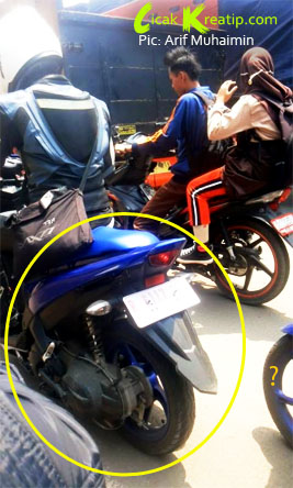 yamaha erox 125 biru-cicakkreatip