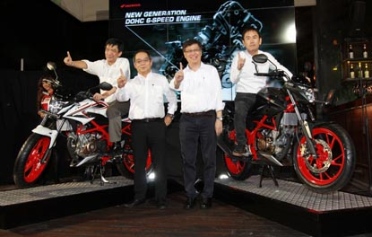 all new honda cb150r special edition 2015