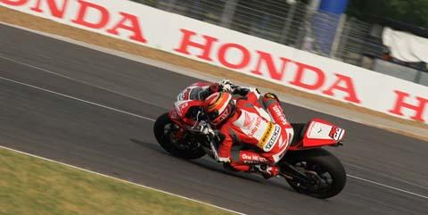 Dimas Ekky pembalap Honda