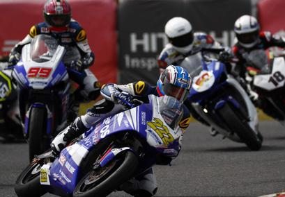 REY RATUKORE (222) & GALANG HENDRA (99). Duet rider Yamaha Racing Indonesia (YRI) yang siap merebut podium di ARRC 2016 Sentul