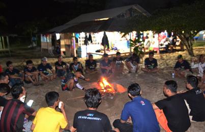 Touring Wajib Club Yamaha R15 Club Indonesia Jakarta 2