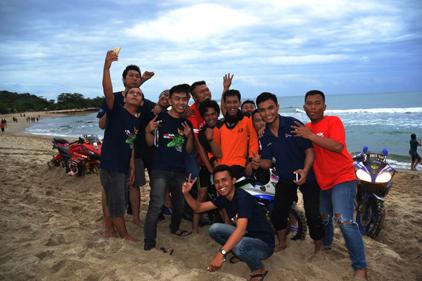 Touring Wajib Club Yamaha R15 Club Indonesia Jakarta