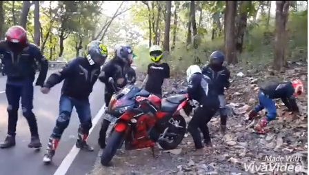 video joged cbr club jember