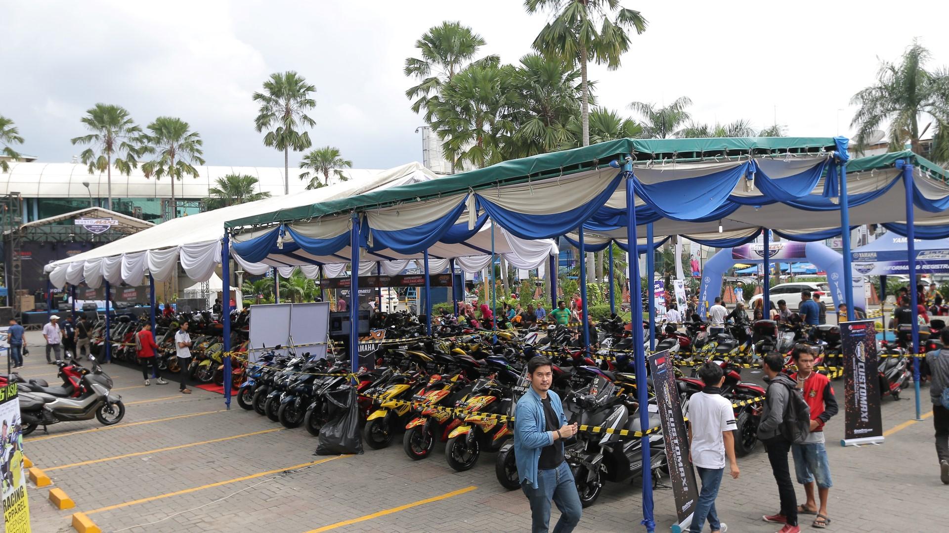 Best Of The Best Nmax Di CustoMAXI Regional Sumatera Utara