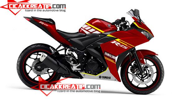 modif yamaha r25 merah - cicakkreatip.com