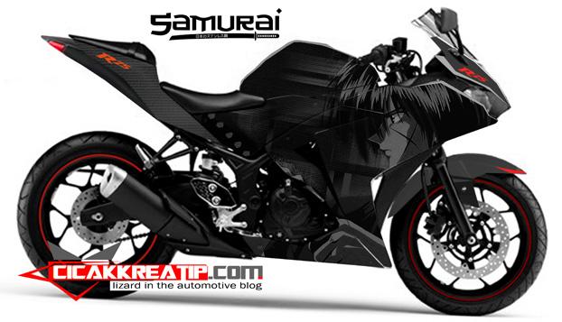 modif yamaha r25 samurai-2-cicakkreatip