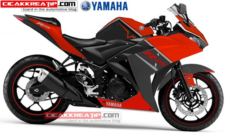 yamaha r25 modif orange-2